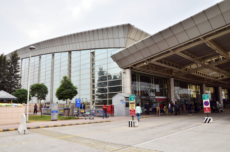Jaipur International Airport serves Jaipur in India.